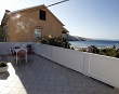 Large and spacious terrace - Apartments Ana Lopar