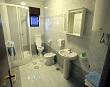 WC und Bad mit Dusche - Apartments Ana Lopar