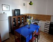 Dnevni boravak obiteljske kuće – Apartmani Ana Lopar